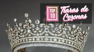 Top 10 Tiaras de Diamantes